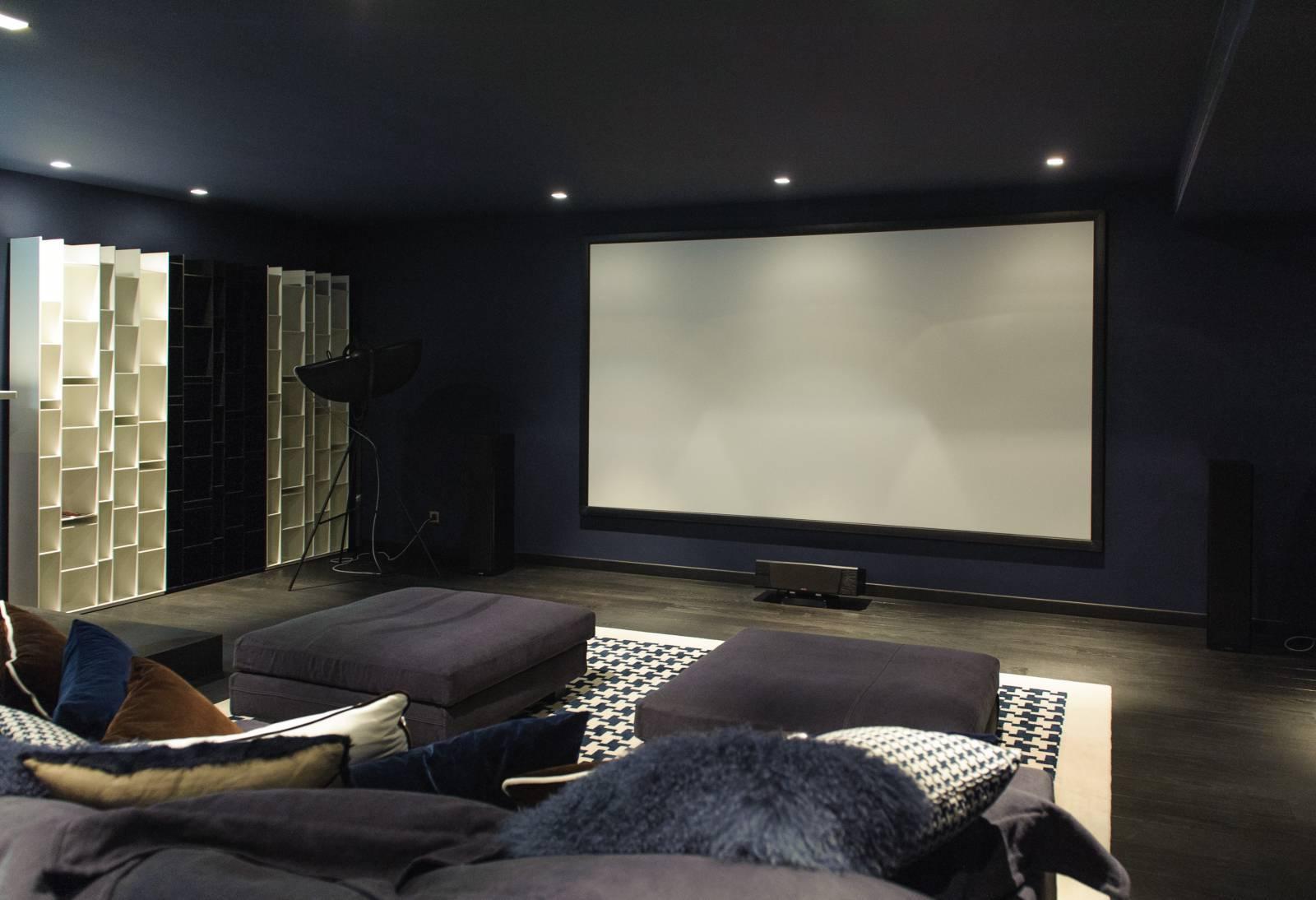 Salles De Cinema Privees Video Systems